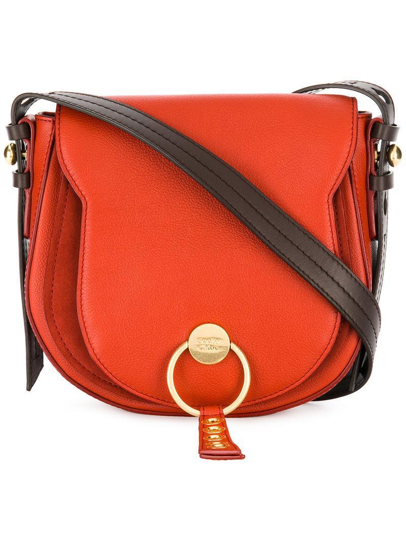 Lumir Medium leather shoulder bag See By Chlo uJW9SU0o