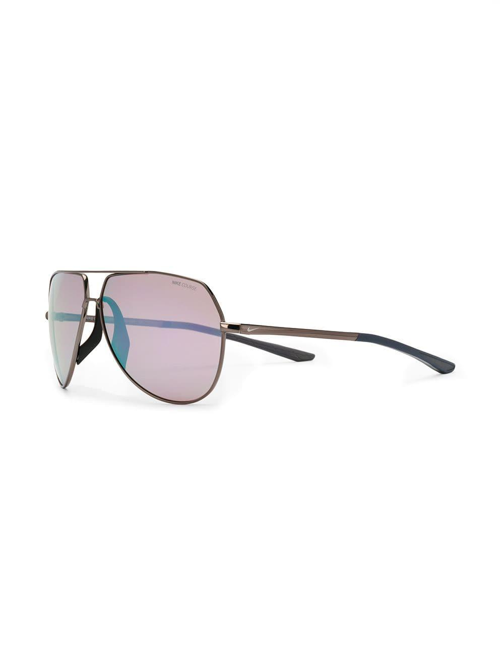 87825228e74 Nike - Gray Outrider Sunglasses - Lyst. View fullscreen