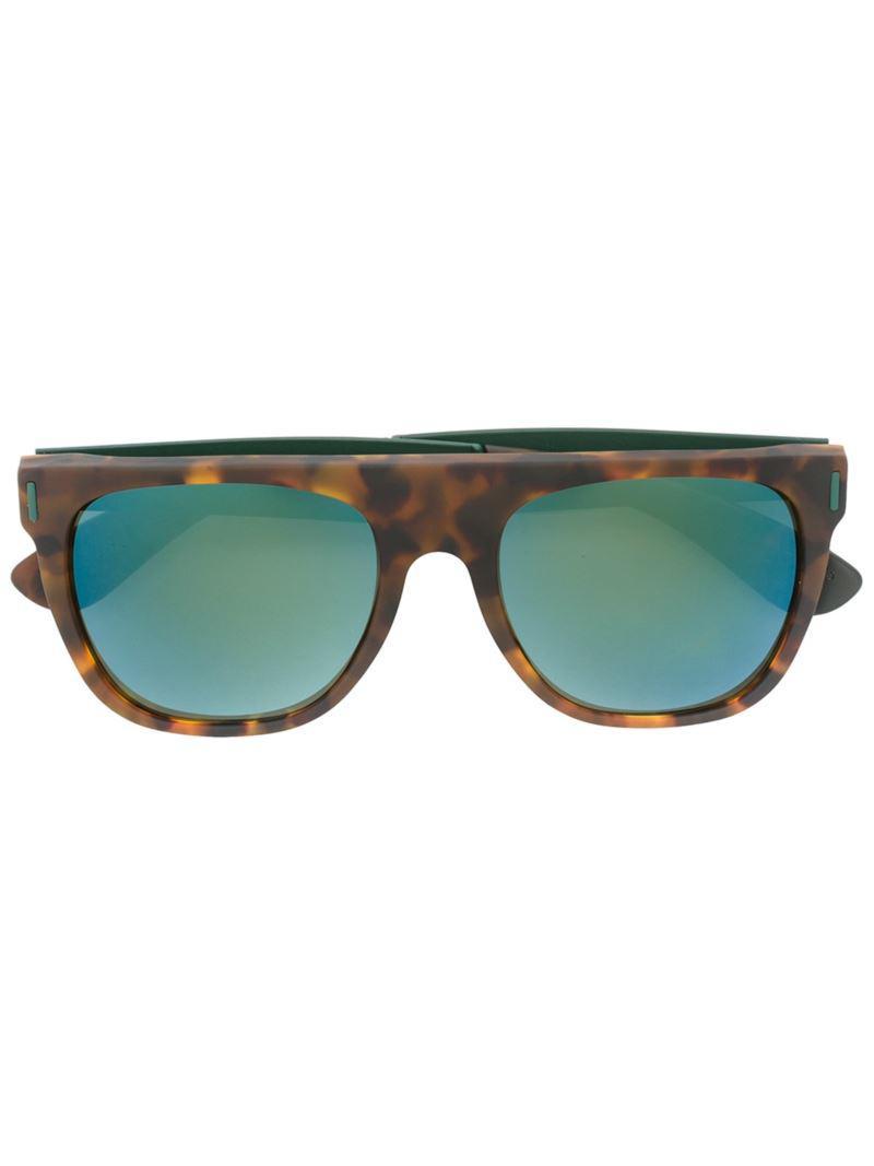 Ciccio Francis Squadra sunglasses - Brown Retro Superfuture G7gvWW
