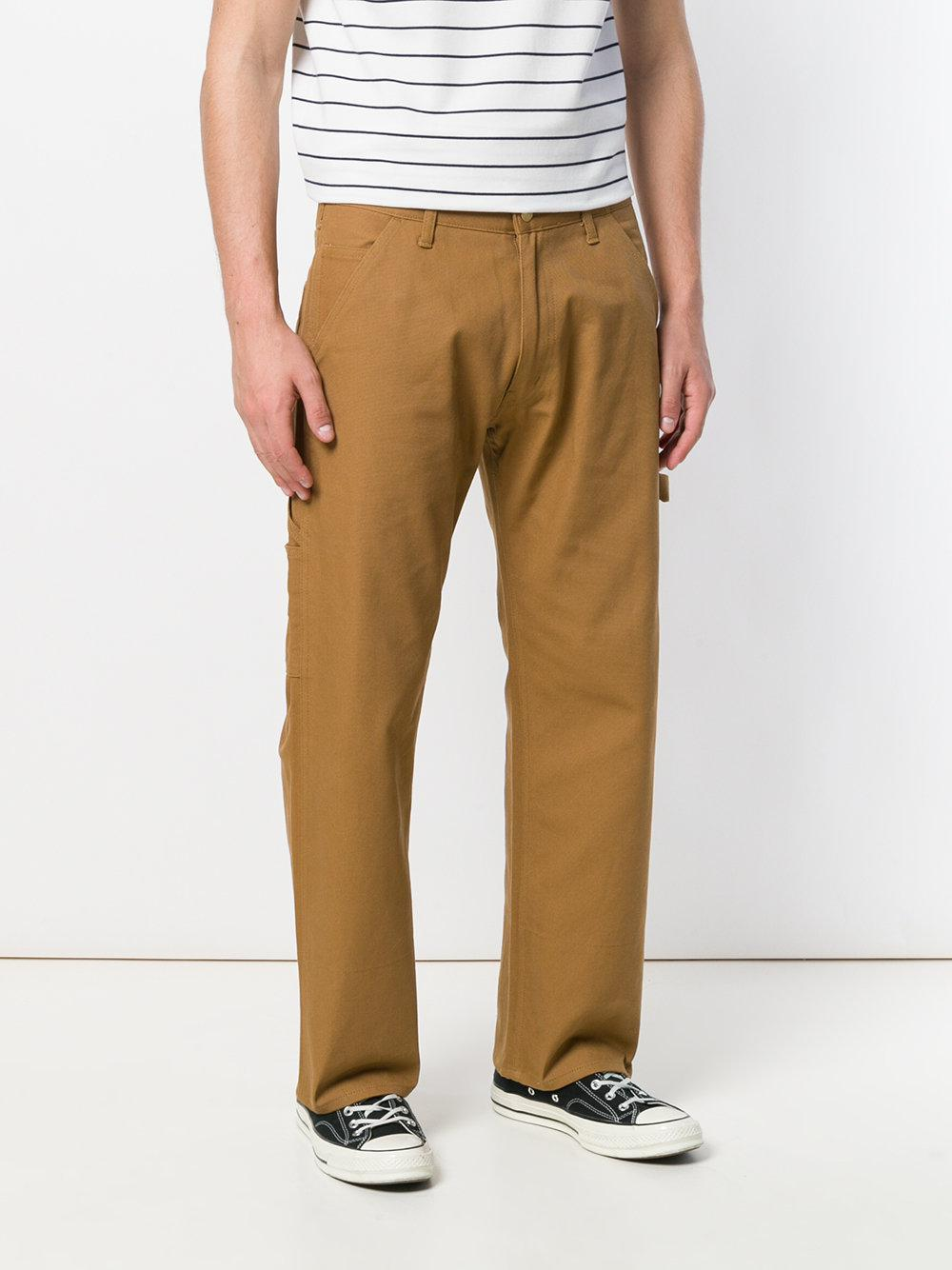 oversize pocket wide leg trousers - Brown Junya Watanabe wmpEfevr