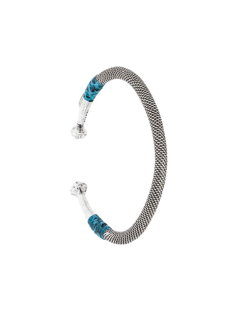 Gas Bijoux Billy bracelet - Metallic oosIj
