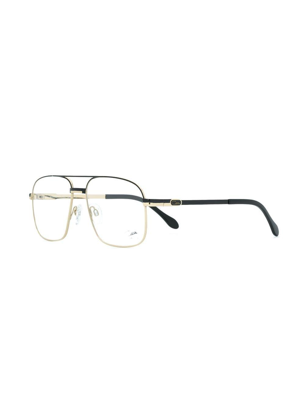 27aea01d5e6 Cazal Aviator Glasses in Metallic for Men - Lyst