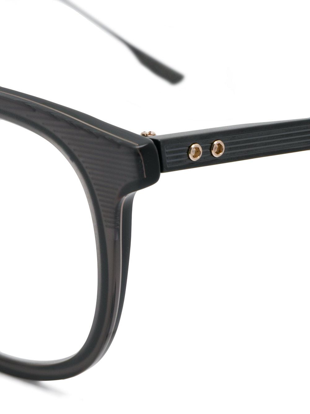 d49c2638bd20 Dita Eyewear Occhiali  falson  in Gray - Lyst
