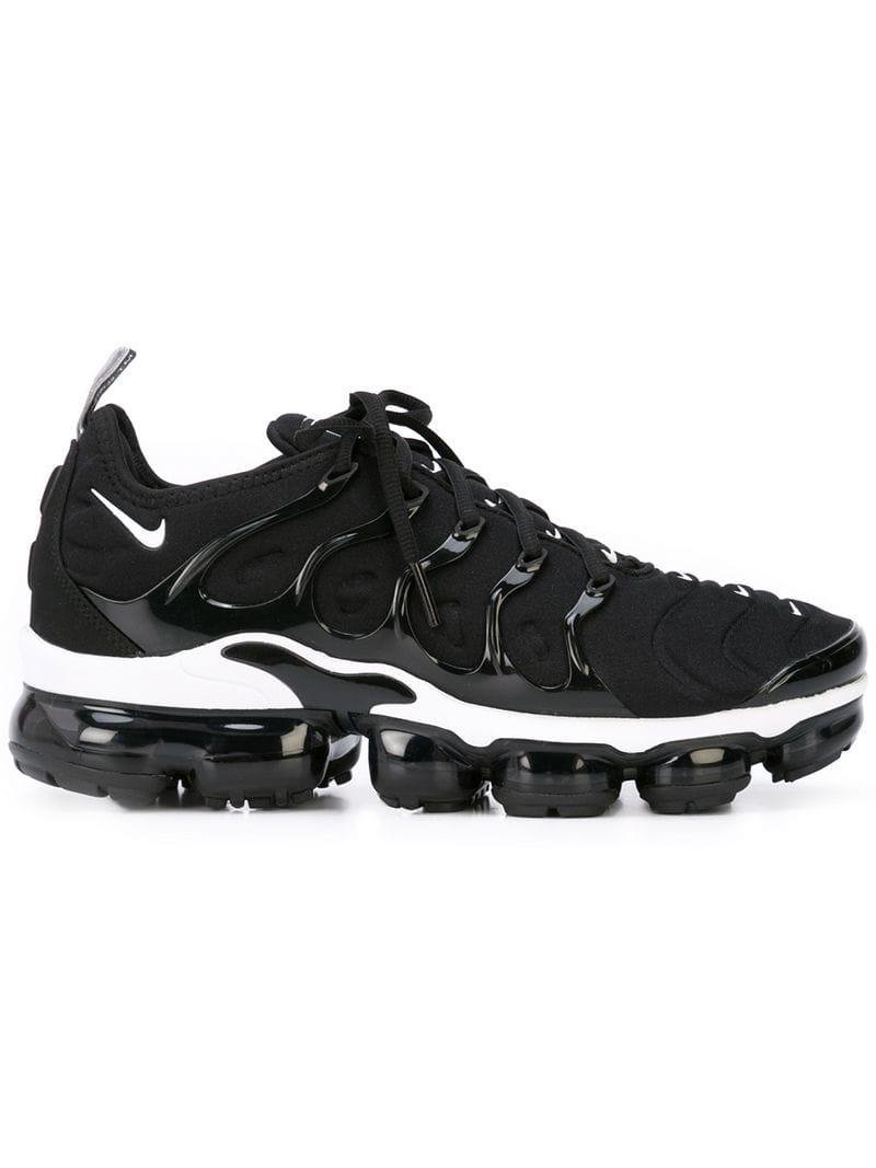 Lyst - Nike Lace-up Sneakers in Black for Men b8713d7ba