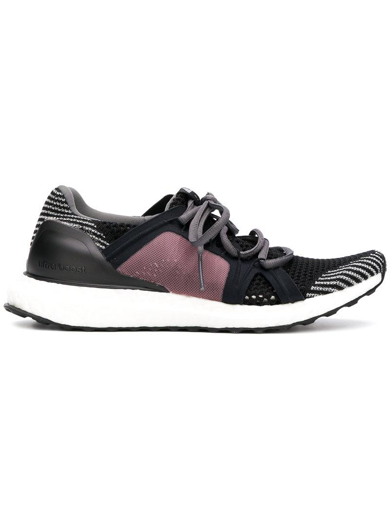 ca826e0545fa3 Lyst - Adidas By Stella Mccartney Ultra Boost Sneakers in Black