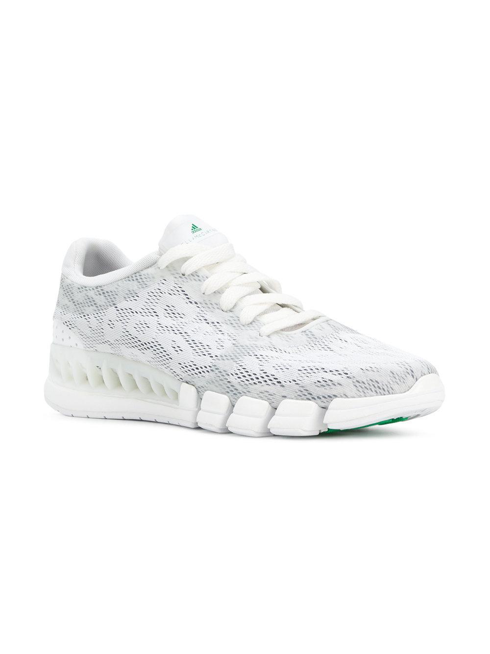 Adidas By Stella Mccartney Kea Clima sneakers - White farfetch bianco 2018 Precio Barato Unisex Comprar El Sitio Oficial Barato I68Vd