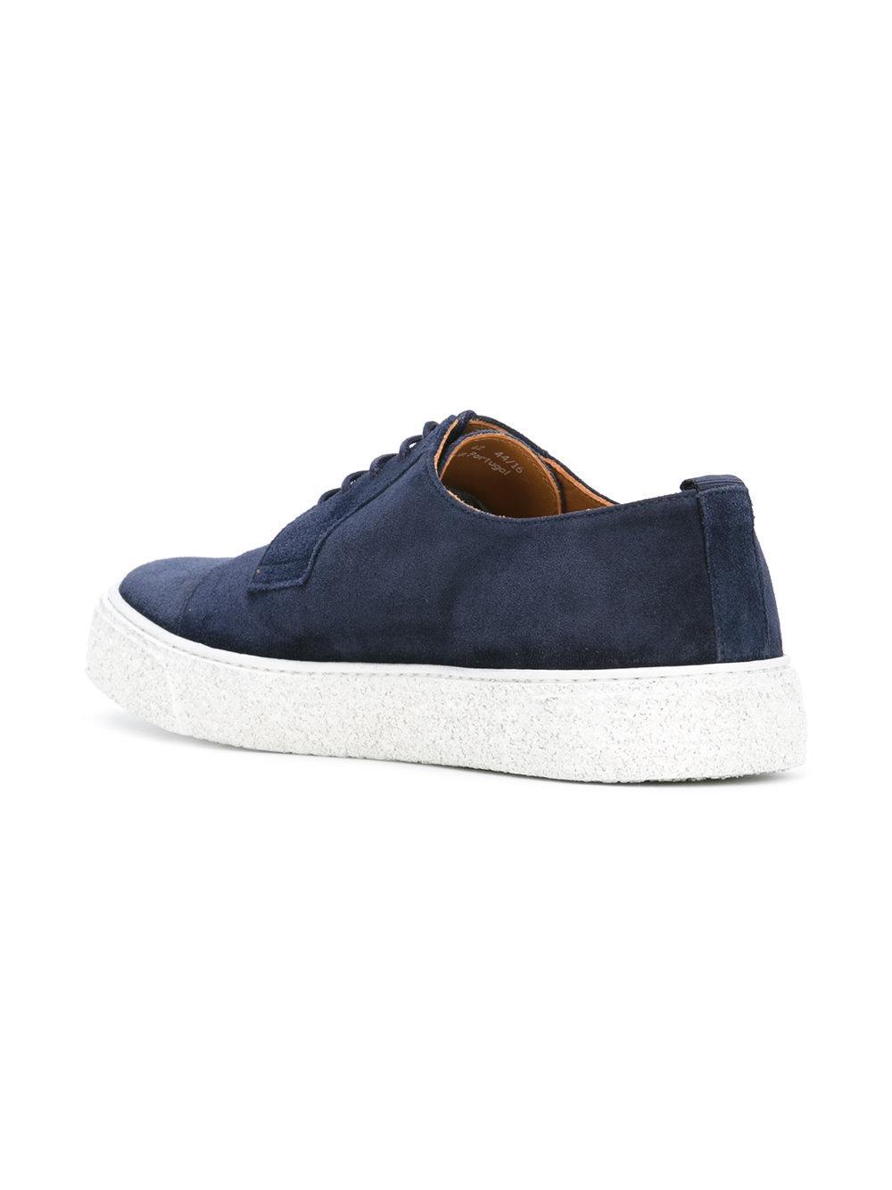 lace-up sneakers - Blue Paul & Joe w3Fkihtj