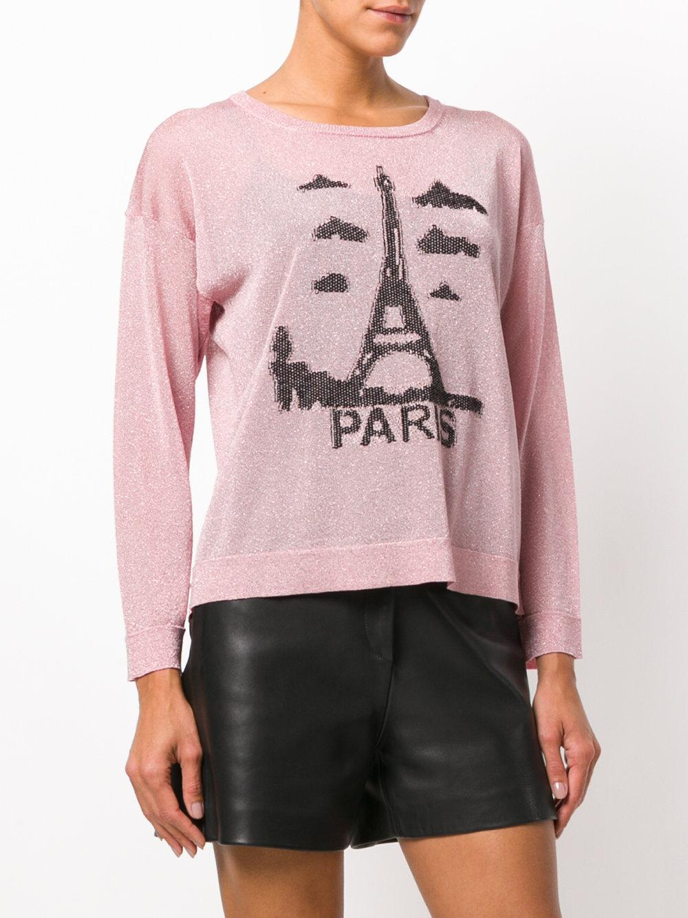 dddd14da6ecc83 Twin Set Paris Jumper in Pink - Lyst