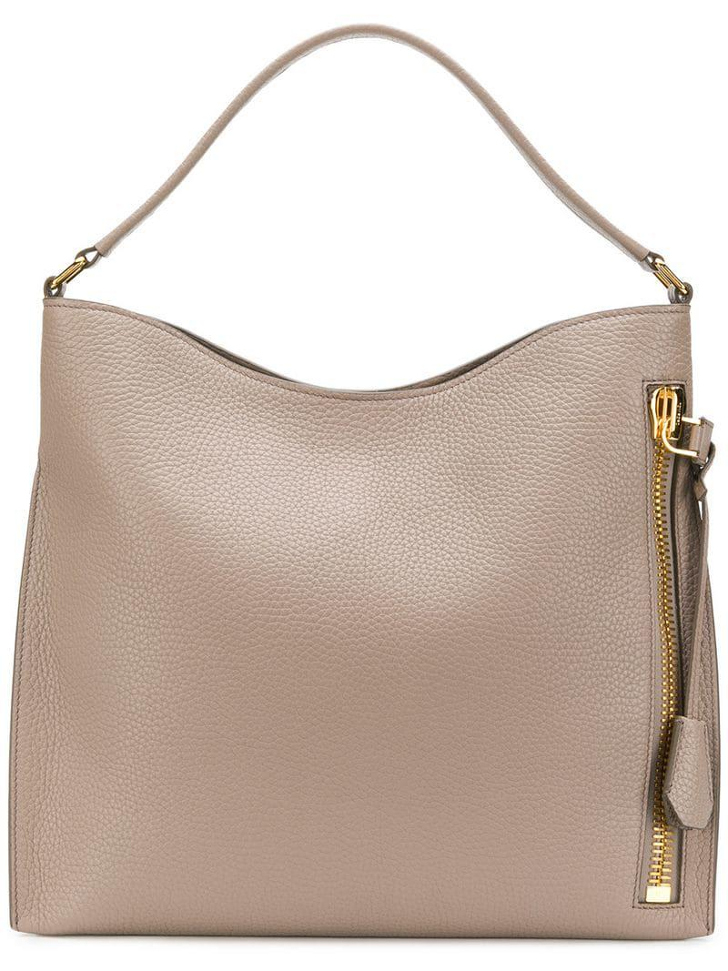 ad3812ff629d Lyst - Tom Ford Alyx Tote Bag in Gray