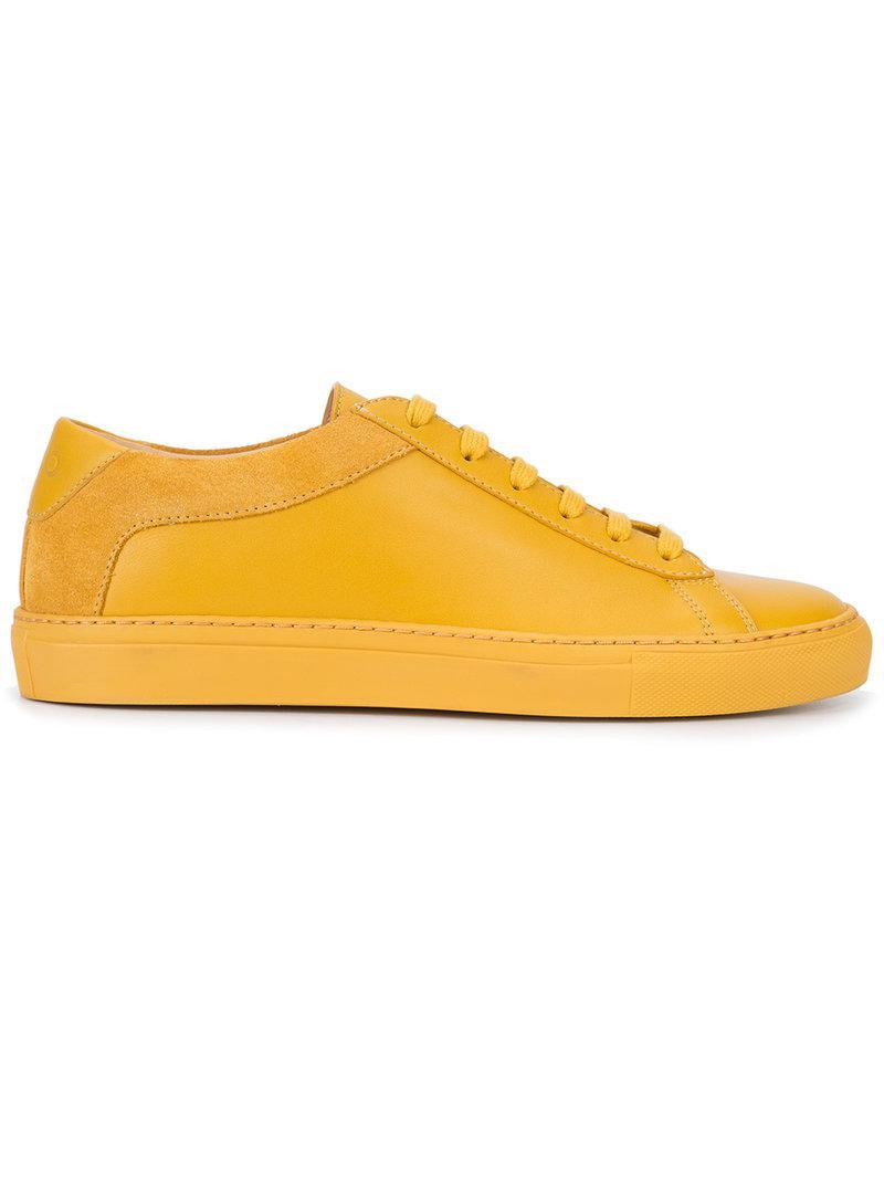 Koio Capri Zafferano sneakers