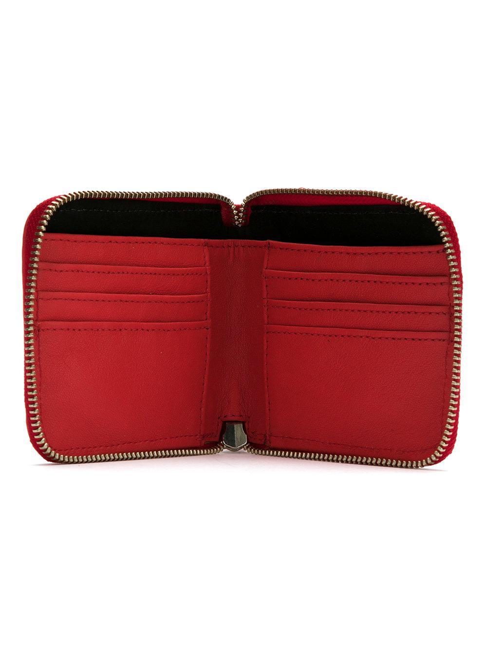 Mac cuero Red Portatarjetas Mara de gqPfwAx7