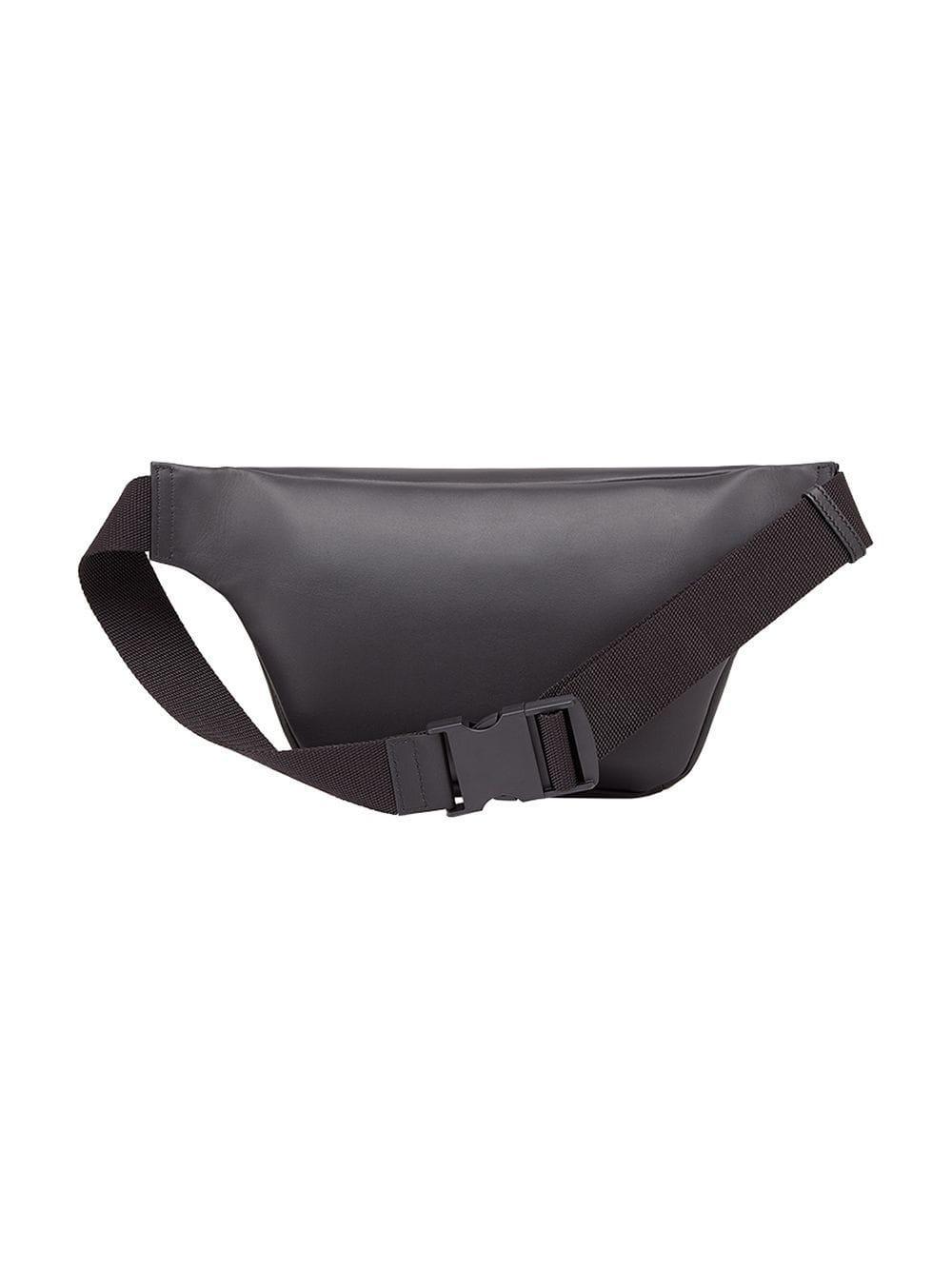 525e9ba2932 Lyst - Fendi Bag Bugs Belt Bag in Black for Men