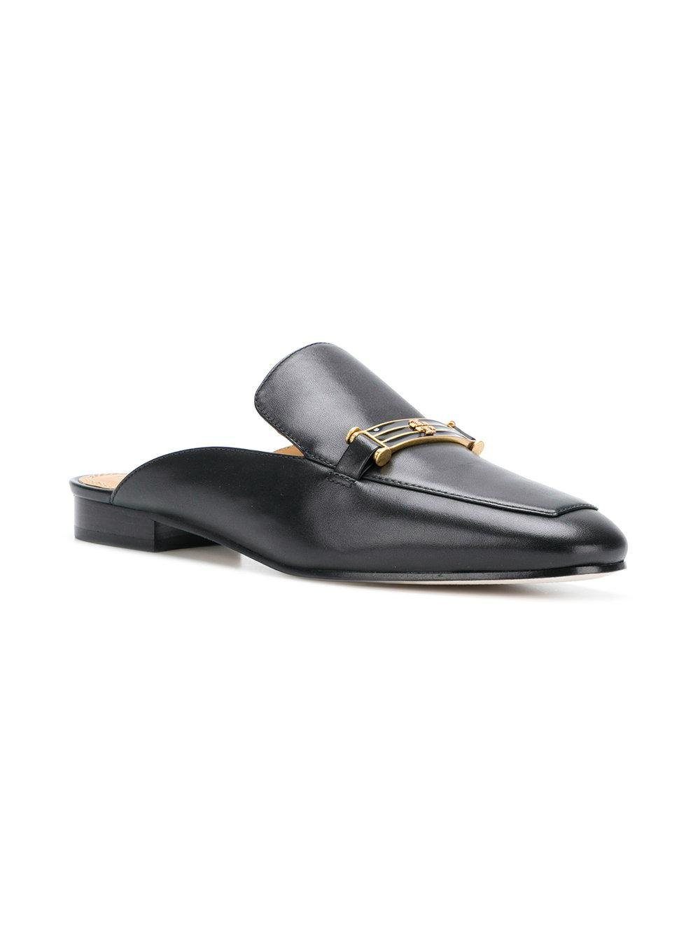 dc8269a41f14 Tory Burch Amelia Slippers in Black - Save 73% - Lyst