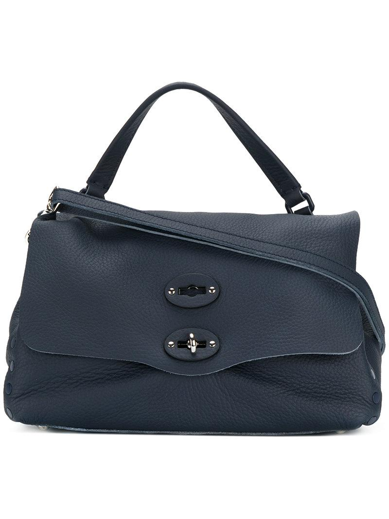 Zanellato foldover clasp tote bag Cheap Sale Sast Buy Cheap Online For Sale For Sale Low Price Fee Shipping Sale Online Popular Cheap Price YCRDY6i