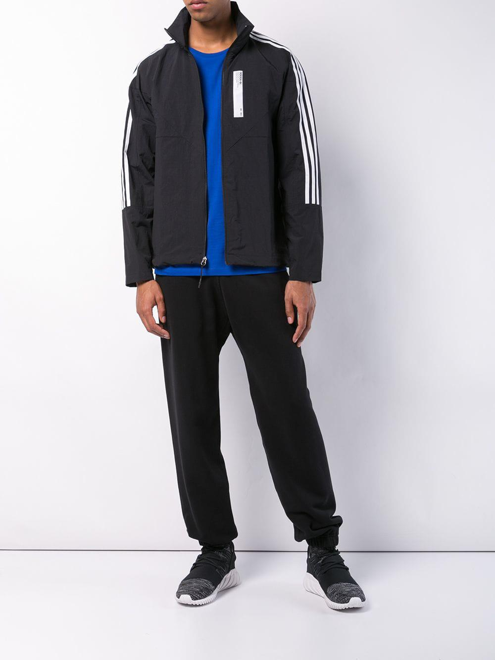 d303fda41 Lyst - adidas Nmd Track Top in Black for Men