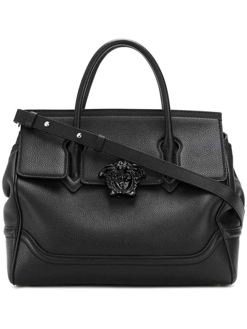 Cheap Sale Shopping Online Palazzo Empire tote bag - Red Versace Cheap Sale Best Wholesale A467o1OIVj