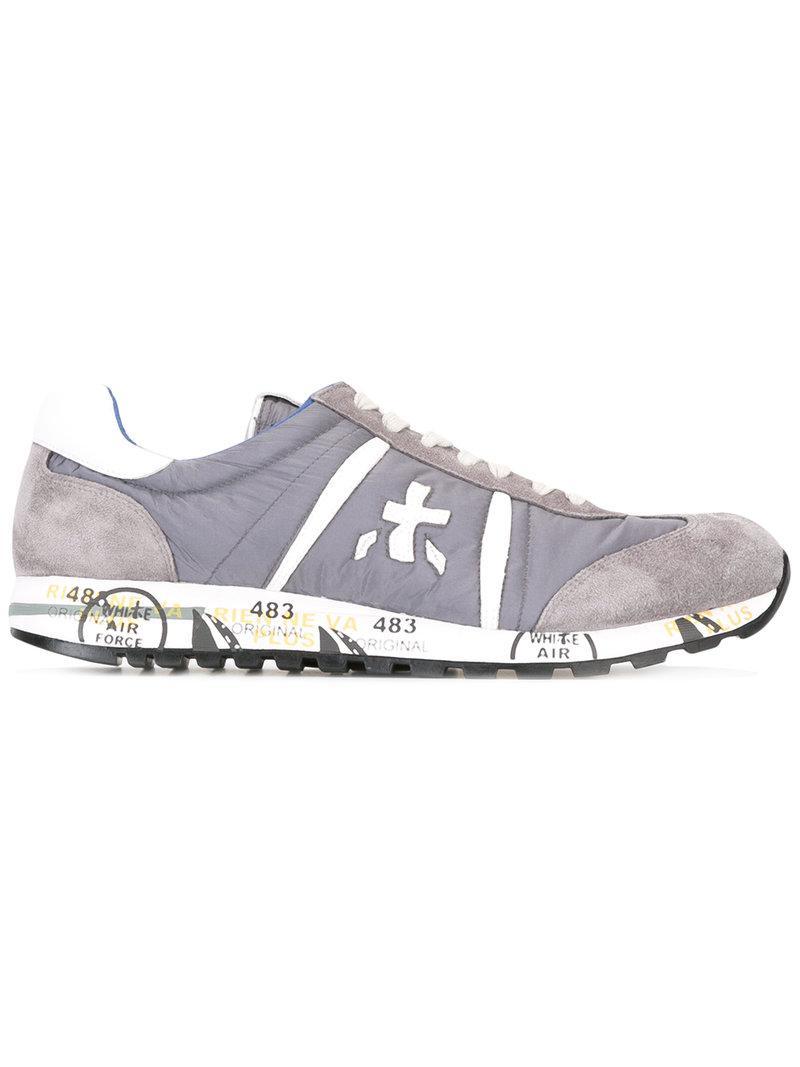 Lucy gray sneakers Premiata 8vmVurlCfq