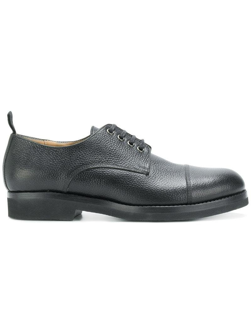 new style b9fab d228d societe-anonyme-Black-Casual-Derby-Shoes.jpeg