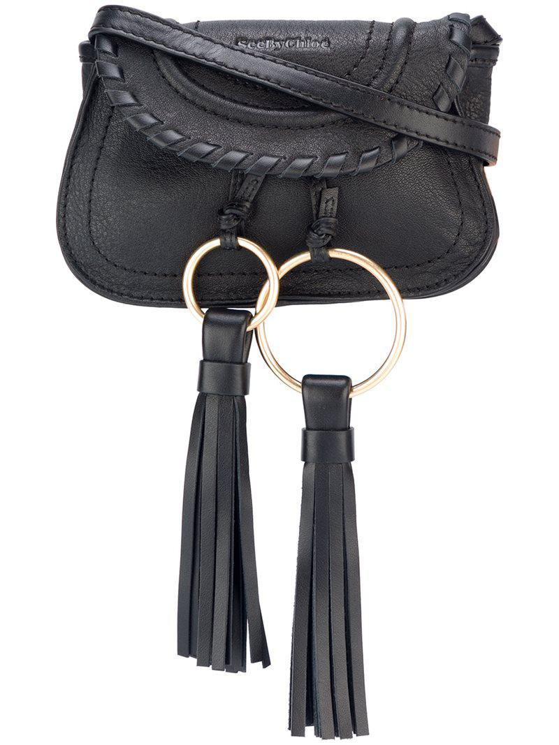 0274e2510a5b Lyst - See By Chloé  polly  Belt   Crossbody Bag - Save 39%