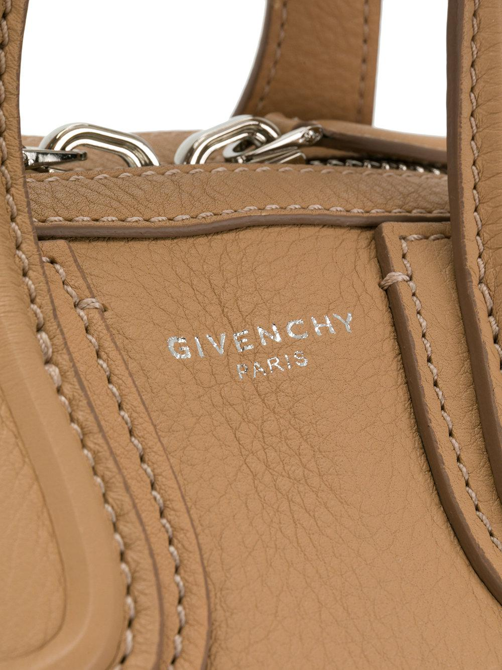 3cb0b8478c Givenchy Small Nightingale Tote Bag in Natural - Lyst