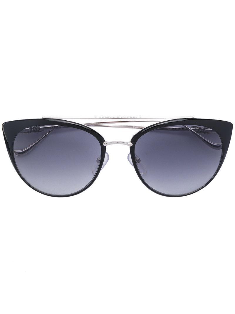 502f18b1e1b33 Gallery. Previously sold at  Farfetch · Women s Cat Eye Sunglasses ...