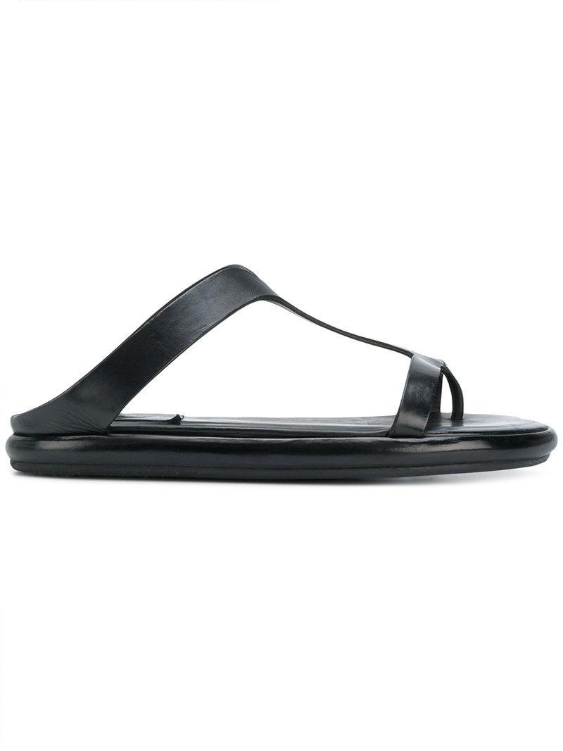 fb59c43726c066 Lyst - Marsèll Thong Sandals in Black