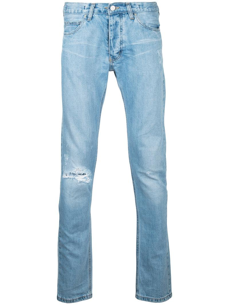 ultra relaxed jeans - Blue Ex Infinitas yv6gtB
