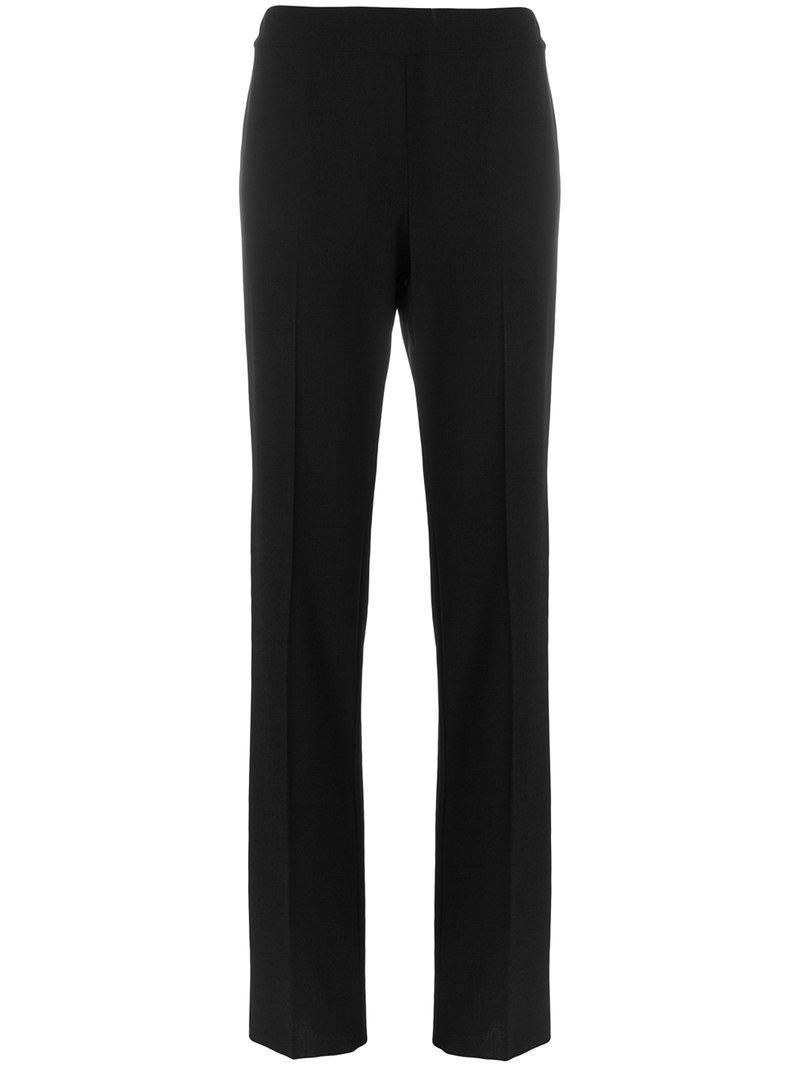 tailored trousers - Blue Emporio Armani EkaOx