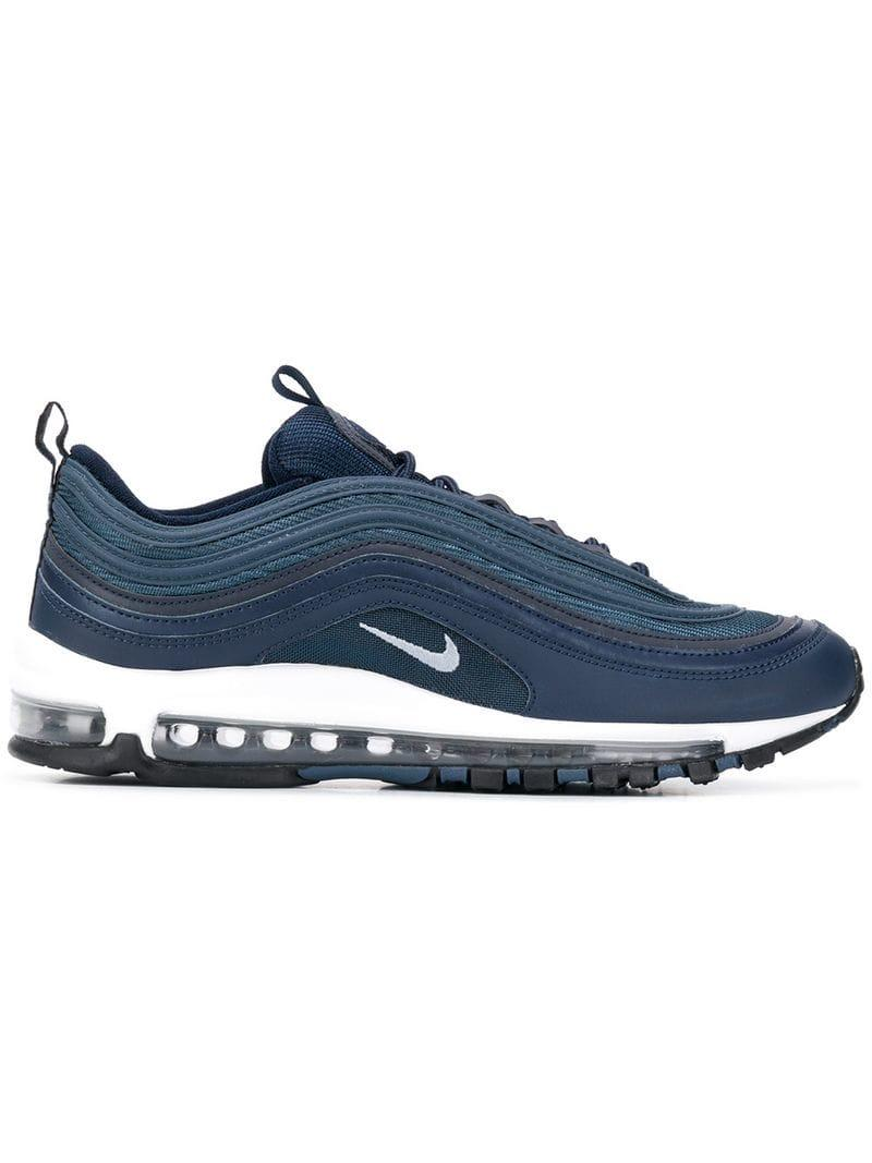online retailer 4c521 e259e Nike. Men s Blue Air Max 97 ...