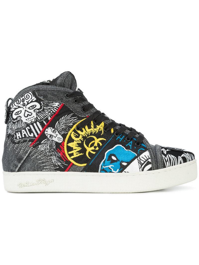 In Black Sneakers Lyst Rancid Haculla ZqtpwR8