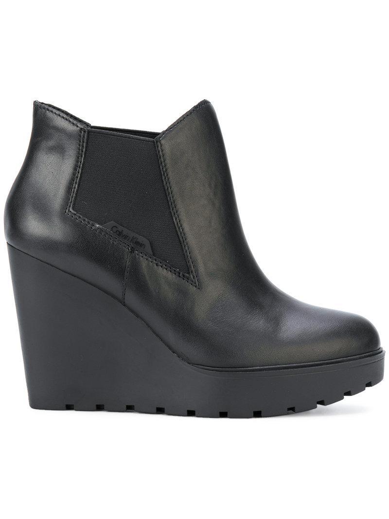 Calvin Klein JeansFREDA - Ankle boots - white mRxko45