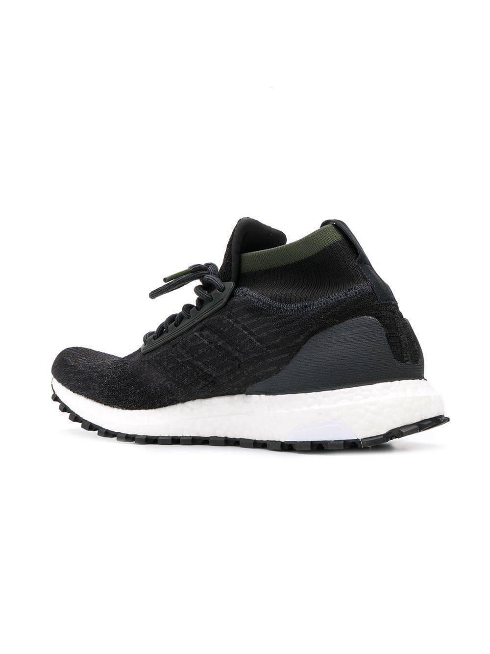 8c5f608d883c8 Lyst - adidas Ultraboost All Terrain Sneakers in Black for Men