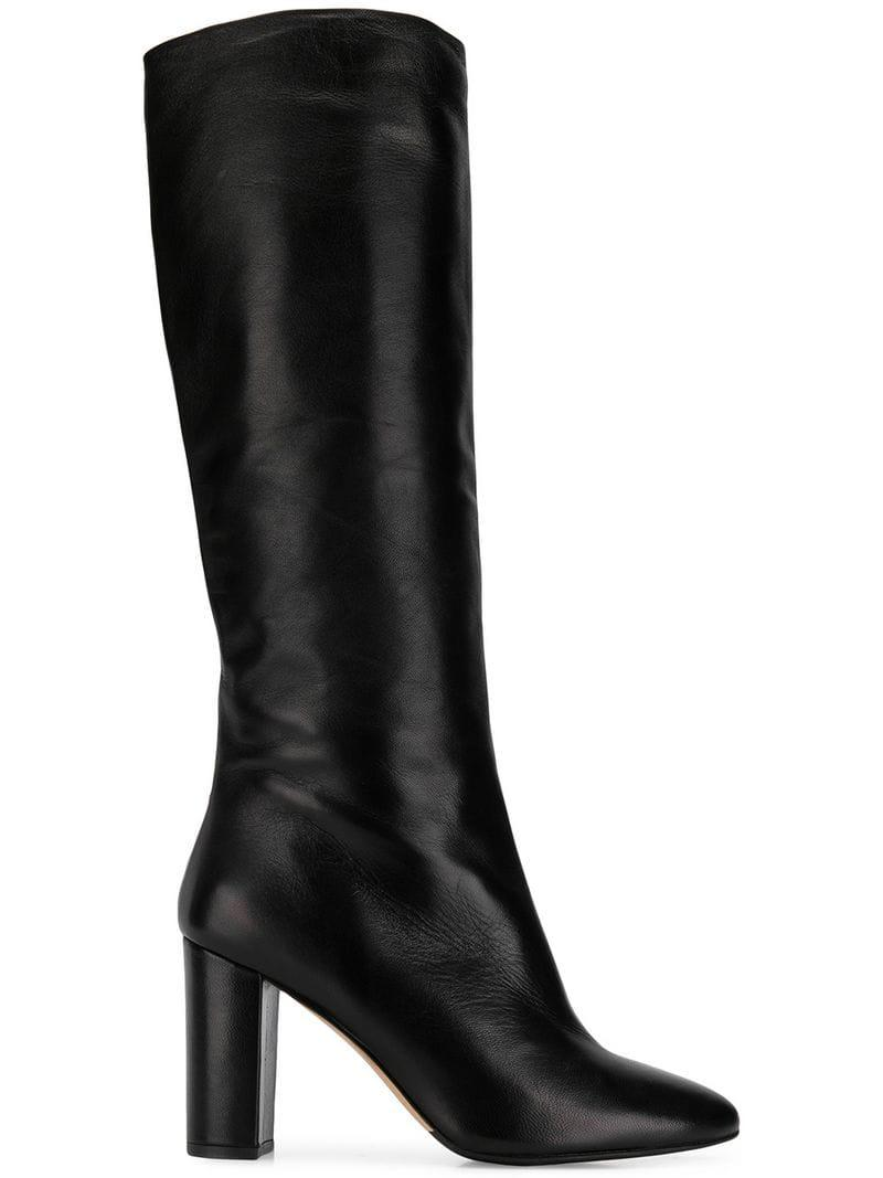 1f3ac3a1b9c Lyst - The Seller Knee-length Boots in Black