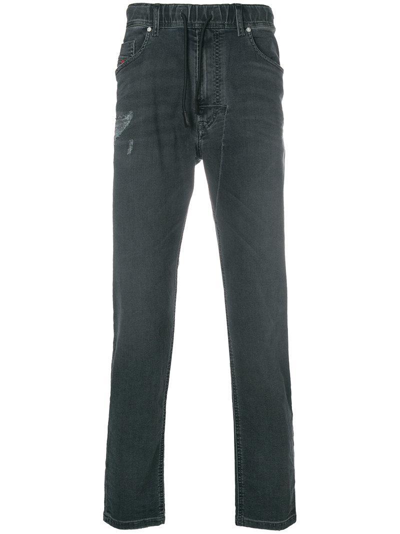 classic slim-fit jeans - Grey Diesel tL9uDmC