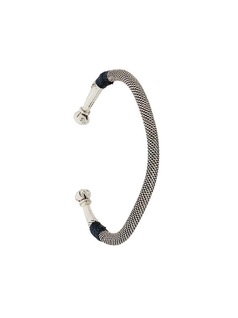 Liliwood bracelet - Metallic Gas Bijoux a93O3ZBm73