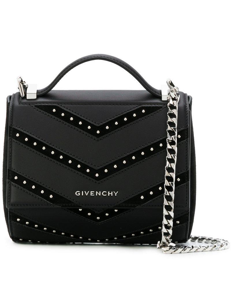 3353e8ced25 Lyst - Sac cmputé Pandora Box Givenchy en coloris Noir