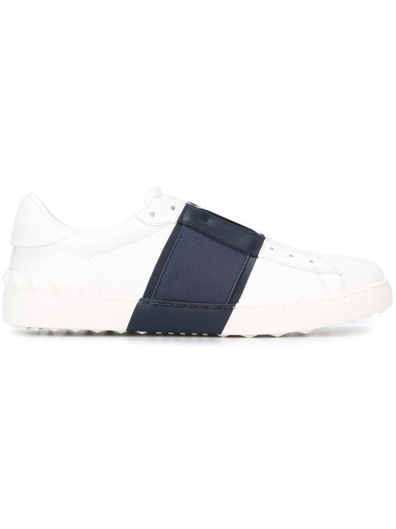 eb00b8c96e73 Lyst - Valentino Bicolor Sneakers for Men - Save 18%