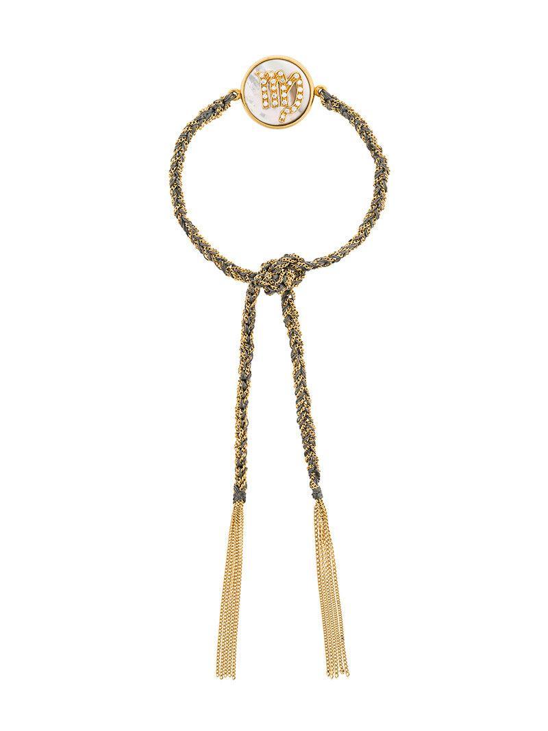 Carolina Bucci 18kt rose gold and diamond Lucky Cancer Zodiac bracelet - Metallic HuMnlo3N5j