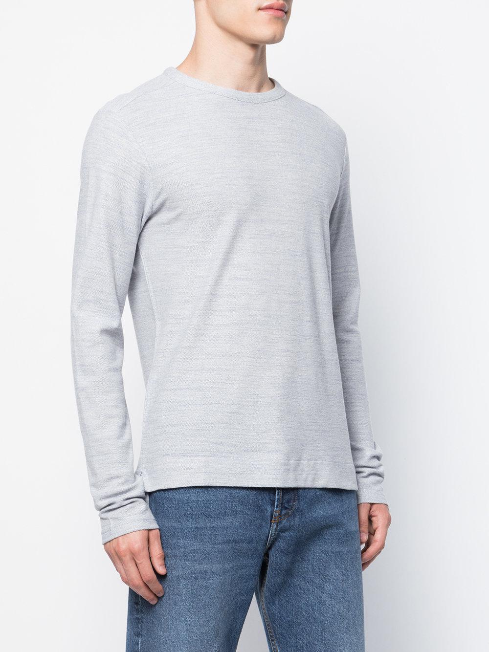 Chako long sleeve T-shirt - Blue Homecore Very Cheap Price T5bUV8