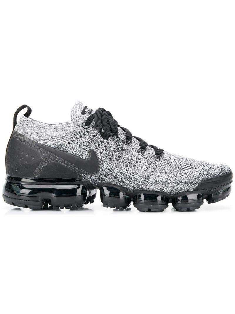 b76760010ad9 Lyst - Nike Air Vapormax Flyknit 2 Sneakers in Black for Men - Save ...