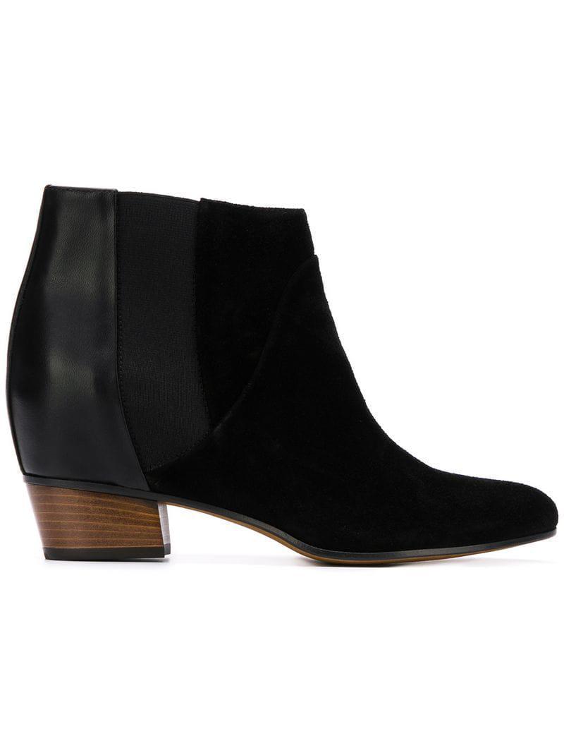 174b8f3c141 golden goose deluxe brand women's black low heel ankle boots