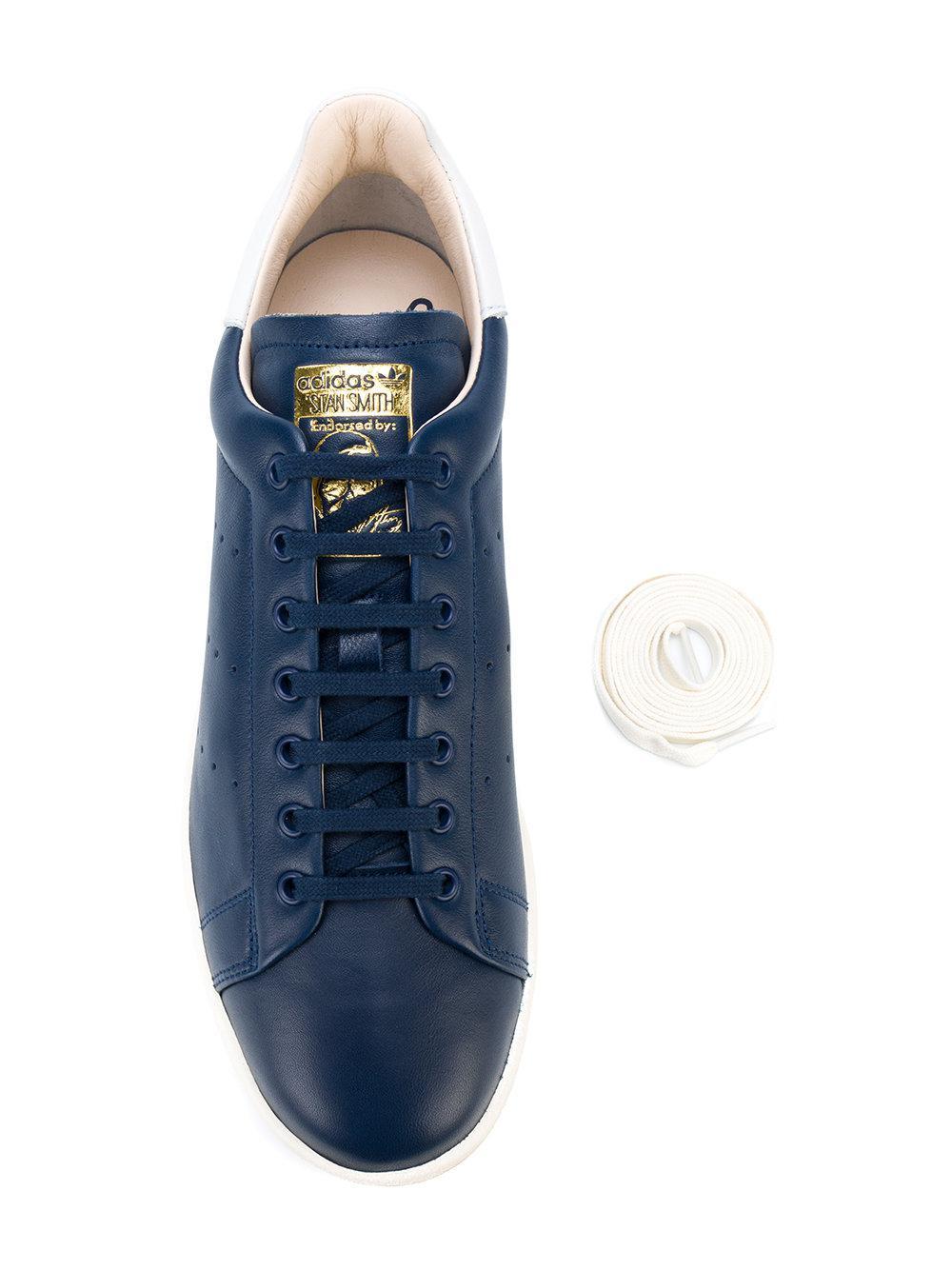 new arrivals 65f57 cc45f adidas-blue-Originals-Stan-Smith-Recon-Sneakers.jpeg