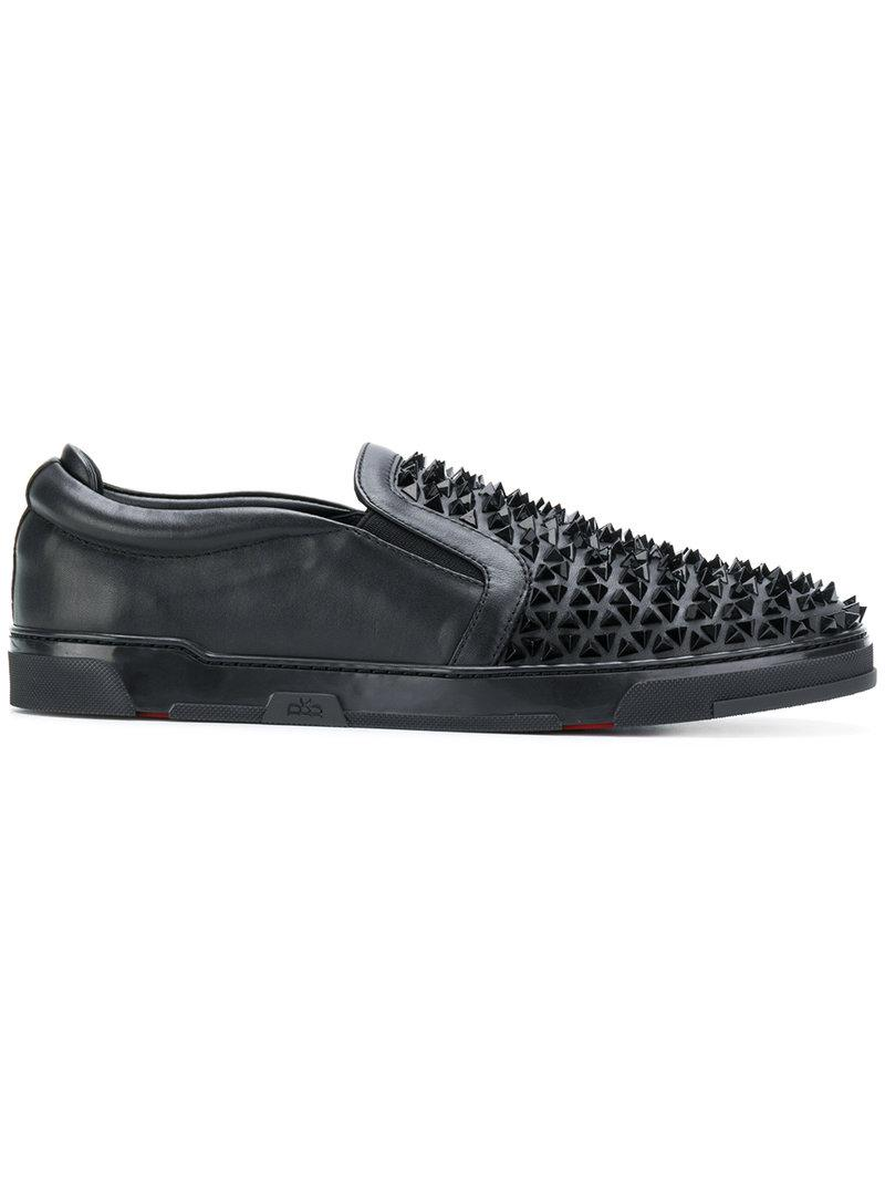 Royaums studded low top sneakers free shipping marketable shop online marketable cheap original sale 2014 newest 3JoRWnG