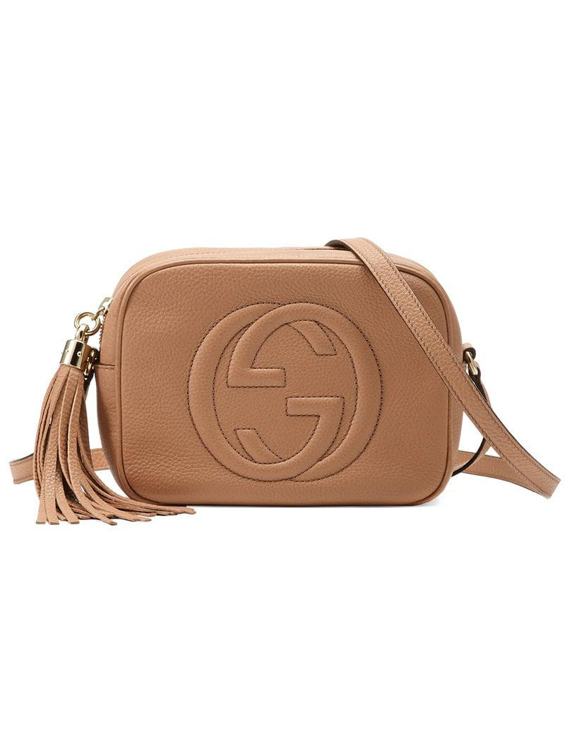 Gucci. Women s Soho Small Leather Disco Bag 494dbc818db92