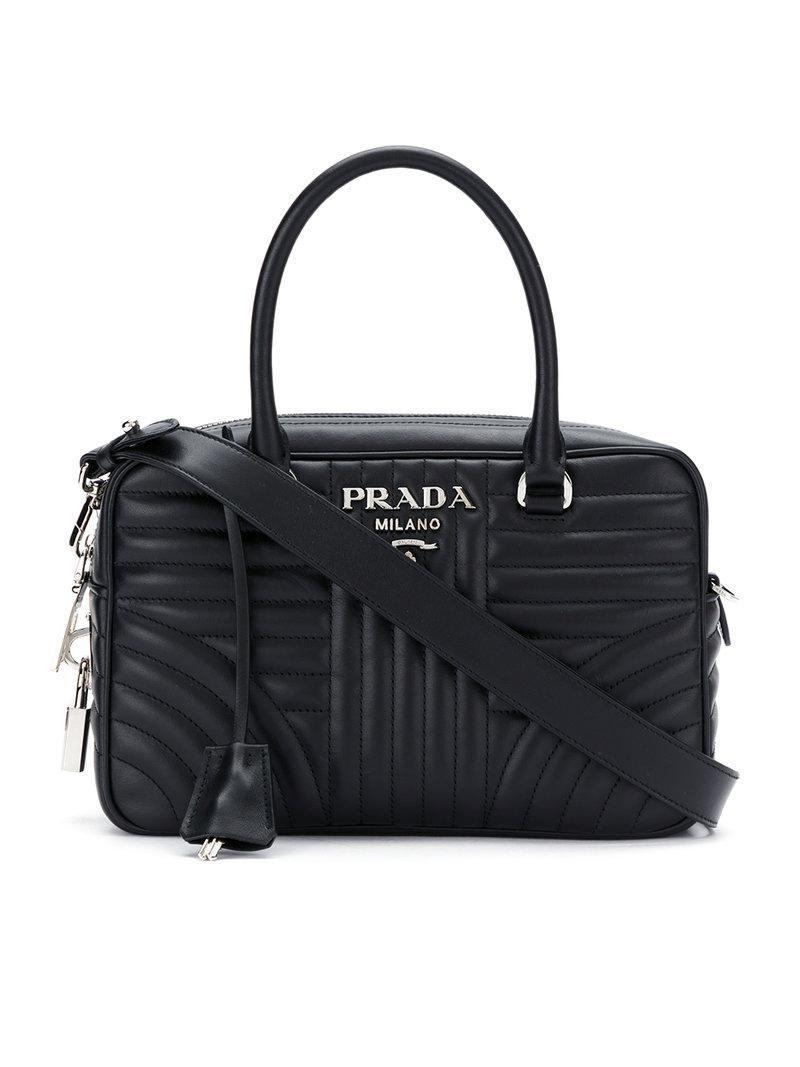 a02037fe07 Prada 1bb1132d91vmoi F0002 Leather fur exotic Skins- calf Leather in ...