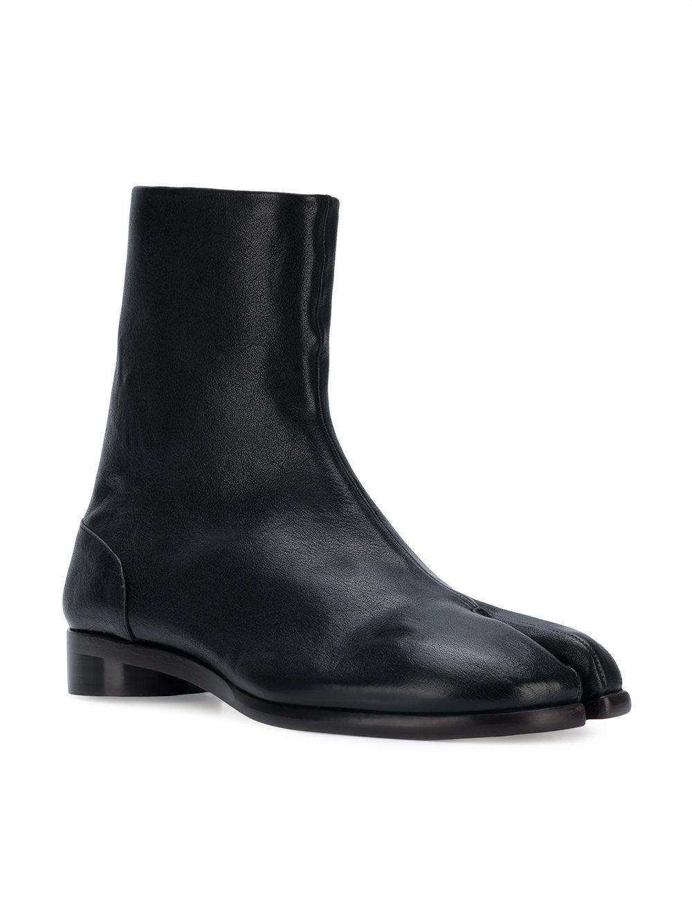 Maison Margiela Leather Brogue Ankle Boots buy cheap explore CGZbNy0Xg