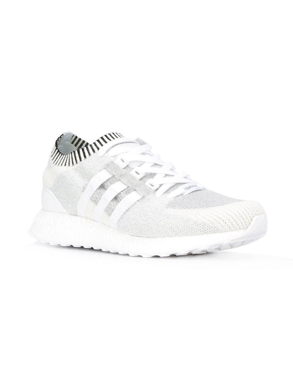 Lyst adidas Originals EQT Support ultra PK zapatillas gris