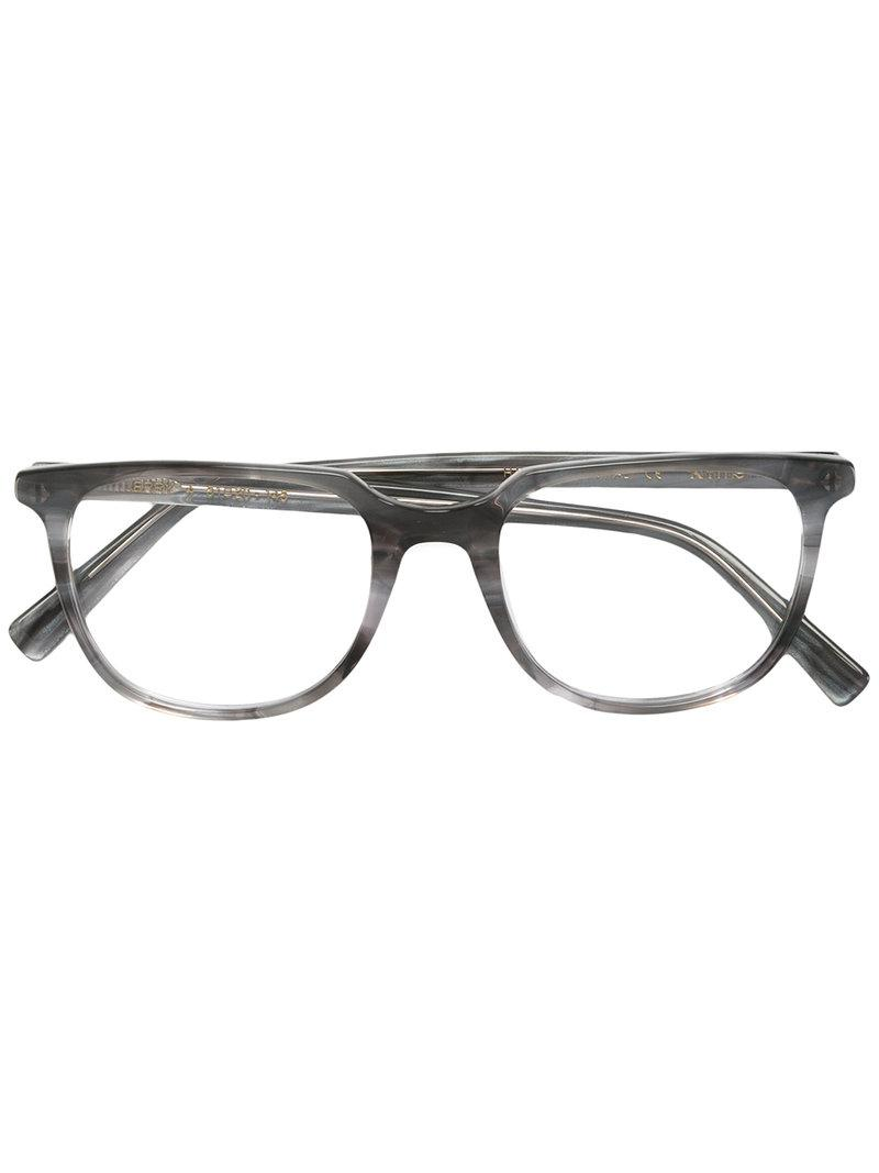 58a5925db1 Kyme Jerry Glasses in Gray - Lyst