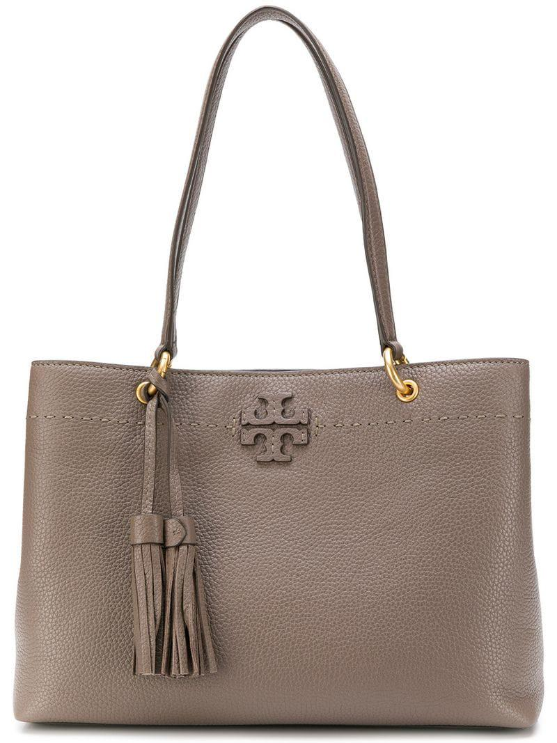 39f08386a904 Tory Burch Mcgraw Tote - Save 2.0618556701030997% - Lyst