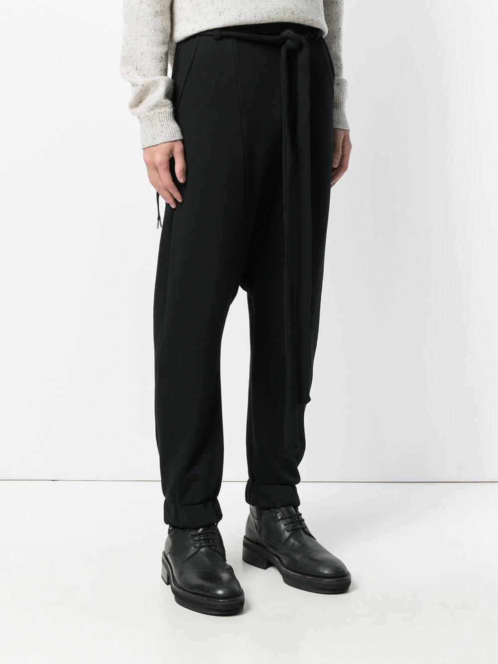 Allongé Pantalon Fuselé - Armée Noire De Moi RW8i9FwzJ9